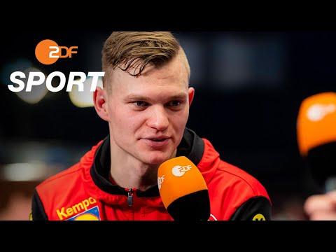 Kastening und Bitter stark | Analyse nach Österreich - Deutschland | Handball-EM 2020 - ZDF