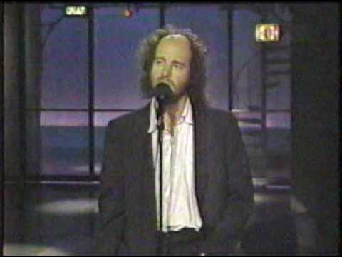Steven Wright on Letterman, 7/24/92