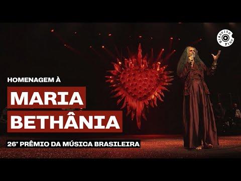 26º Prêmio Da Música Brasileira | Especial Maria Bethânia (Show Completo)