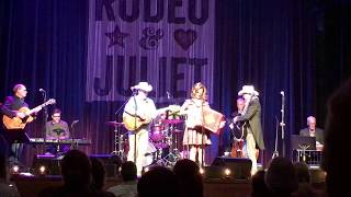 Old Folks At Home by David Ball, Rodeo & Juliet Show at the Franklin Theater YouTube Videos