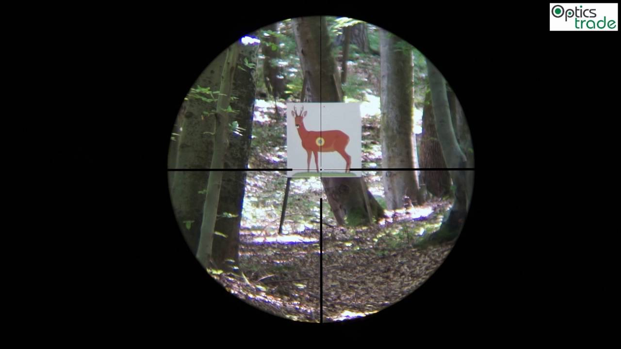 Minox zx5i 2 10x50 reticle 4 subtensions youtube