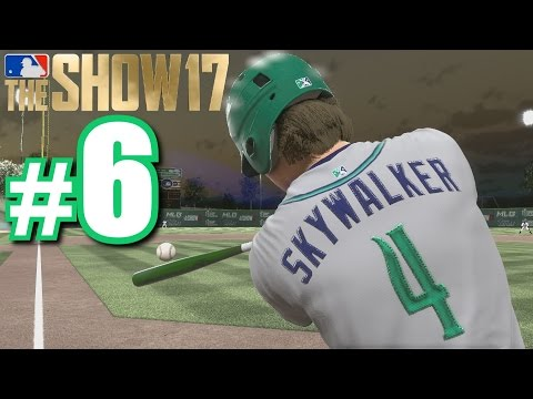 JEDI MIND TRICKS WORK ON UMPIRES!   MLB The Show 17   Road to the Show #6