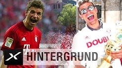 Statistik-Maschine! Wenn's mal wieder müllert   Thomas Müller   FC Bayern München