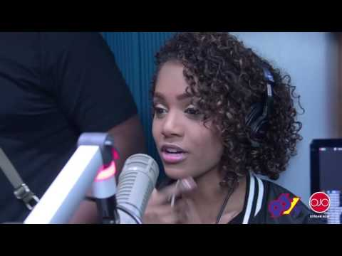 ARIE - Drop ft. Jay Nahge, System 32 (INTERVIEW 96.1WEFM)