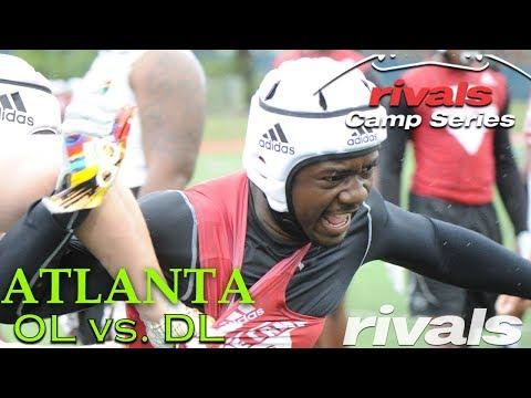 RCS Atlanta: OL vs. DL part two
