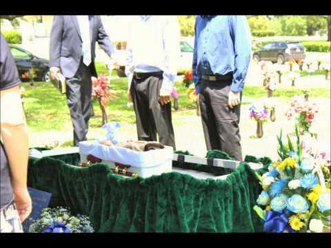 Baby J.L. Starnes Funeral