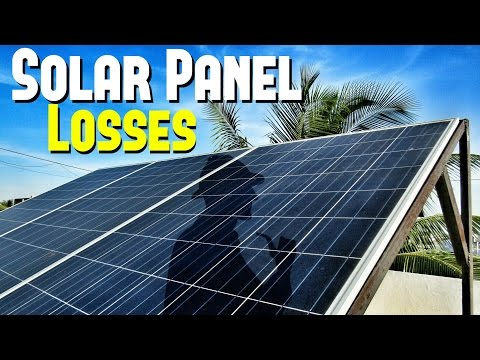 Increase Efficiency of Solar Panel Against Shading Loss With Bypass Diode Technology (1)