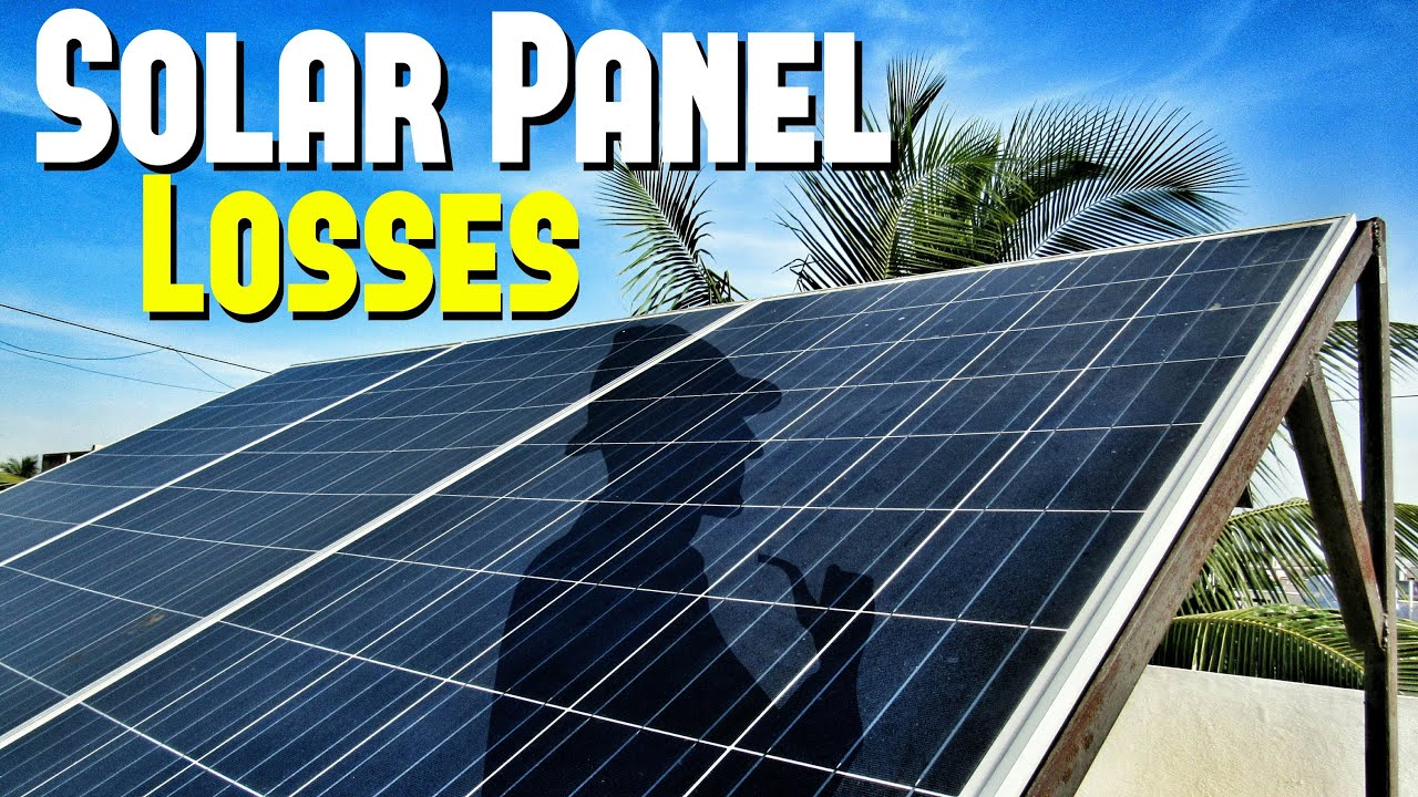 Increase Efficiency Of Solar Panel Against Shading Loss