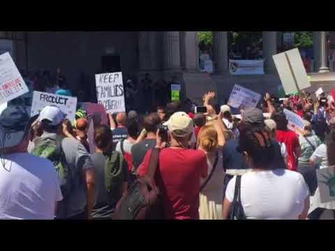 Imagine Families Belong Together Rally Denver