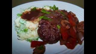 How To Make Salisbury Steak Healthier