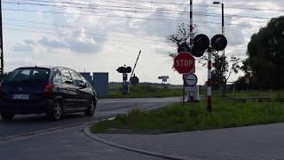 Awaria na przejeździe kolejowym w m. Szklarnia - 28.07.2017