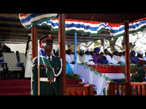 Gambia celebrates 53 years of independence