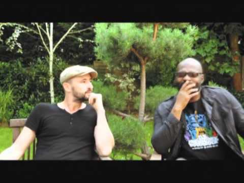 Richie Stephens and Gentleman (Interview)