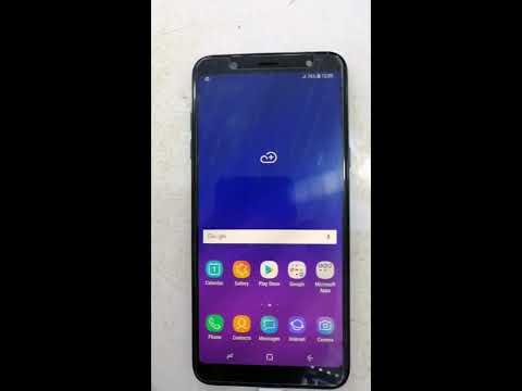 حدف حساب جميل remove Frp Samsung galaxy A6 آخر حماية