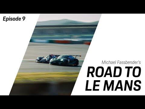 Michael Fassbender: Road to Le Mans - Season 2, Episode 9 – The Final Race.