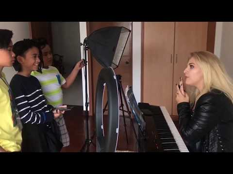 VOCAL LESSON  with the TNT BOYS    VOCAL BATTLE VOCAL COACHING