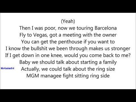 Maître Gims - Mi Gna ft. Super Sako, Hayko [ Paroles/Lyrics Only]