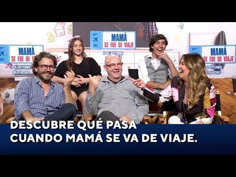 Mamá Se Fue De Viaje - Entrevista