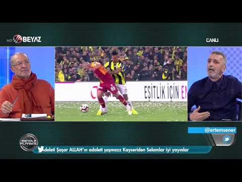 Abdülerim Durmaz'dan Fenerbahçe Galatasaray maçı yorumu!