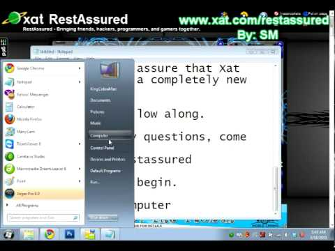 free chat rooms xat