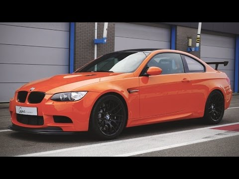 Bmw M3 Gts Review Youtube