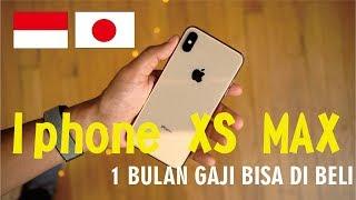 Gambar cover Beli Iphone XS MAX di JEPANG