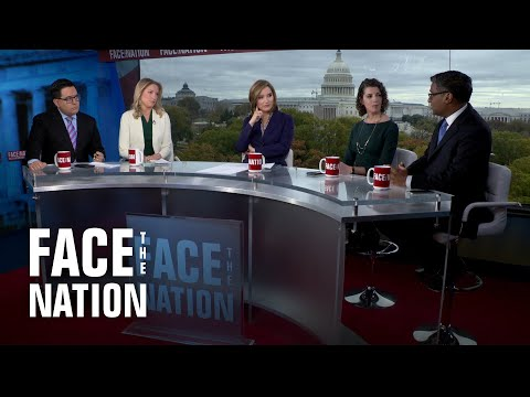 Face The Nation: Ed O'Keefe, Rachael Bade, Ramesh Ponnuru, Molly Ball