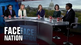 Face The Nation: Ed O'Keefe, Rachael Bade, Ramesh Ponnuru, Molly Ball