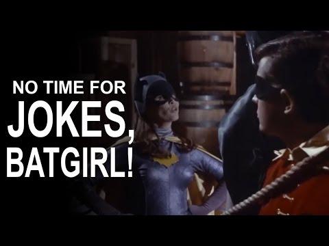 No Time for Jokes, Batgirl