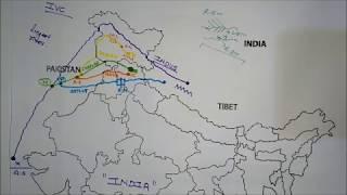 Rivers of India |Indian River System  | Indian Rivers In Hindi cмотреть видео онлайн бесплатно в высоком качестве - HDVIDEO