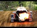 Autocross Llanos de Alba 2019   Crashes, Battles & Big Show   CMSVideo