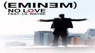 Eminem Ft. Lil Wayne - No Love (Justin Sane & Mikael Wills Remix)