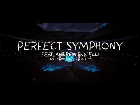 Ed Sheeran – Perfect Symphony feat. Andrea Bocelli [Live at Wembley Stadium]