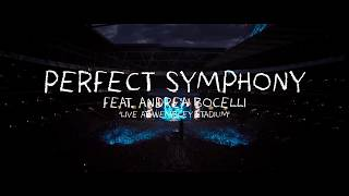 Ed Sheeran Perfect Symphony Feat Andrea Bocelli Live At Wembley Stadium