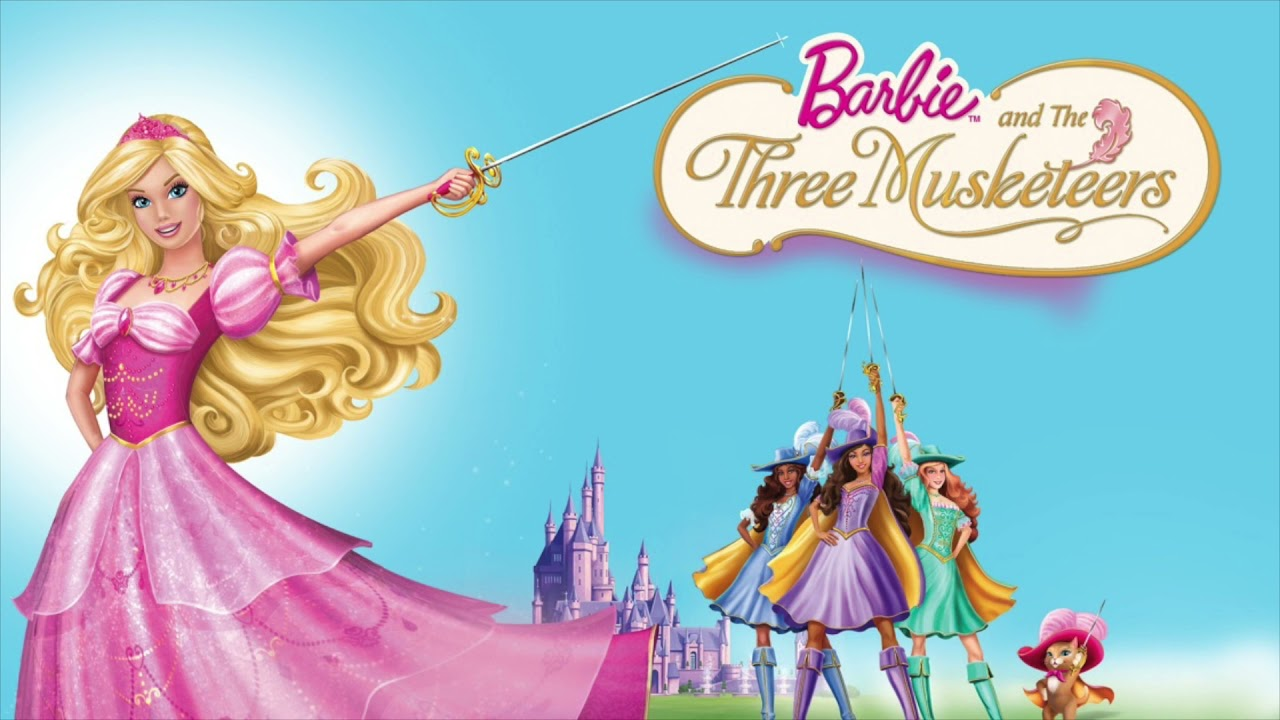 Download Unbelievable / Barbie and the Three Musketeers