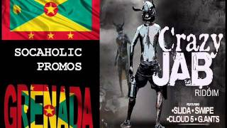 [SPICEMAS 2015] Big Red & Meo ft KC & Scout - No Behaviour - Crazy Jab Riddim - Grenada Soca 2015