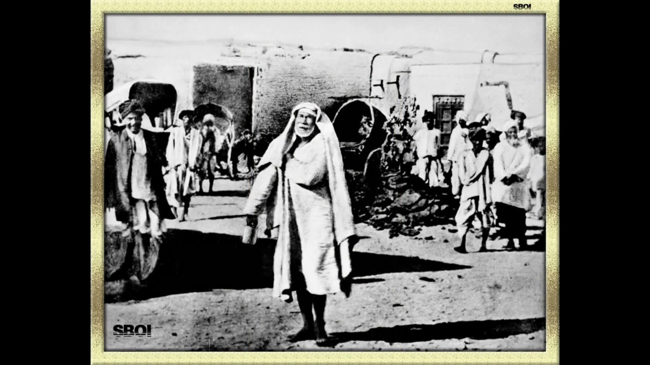 SHIRDI SAI BABA ORIGINAL PHOTOS | RARE PHOTOS OF SAI BABA