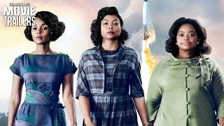 Hidden Figures Trailer: Nasa's overlooked black female mathematicians
