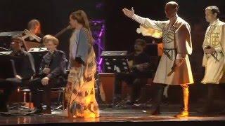 Нино Катамадзе и вокальный ансамбль Иверия - Suliko