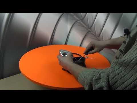 Противотуманная фара на  Портер 1| Как поменять лампочку?