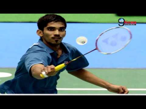 Indian Badminton Player Srikanth Got 4th Ranking in BWF
