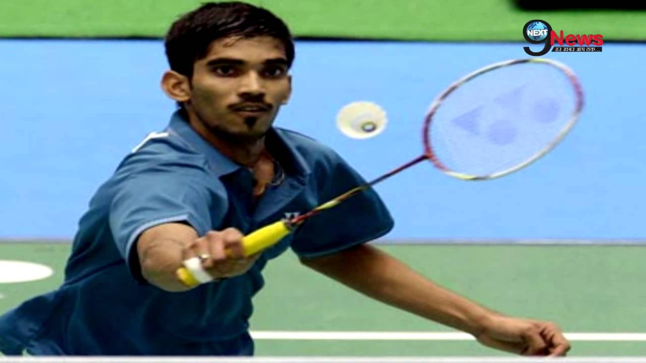 Indian Badminton Player Srikanth Got 4th Ranking in BWF ... Badminton Player Pairs Of India