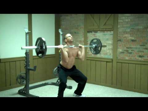Men's Fitness Perfect Workout Video # 1