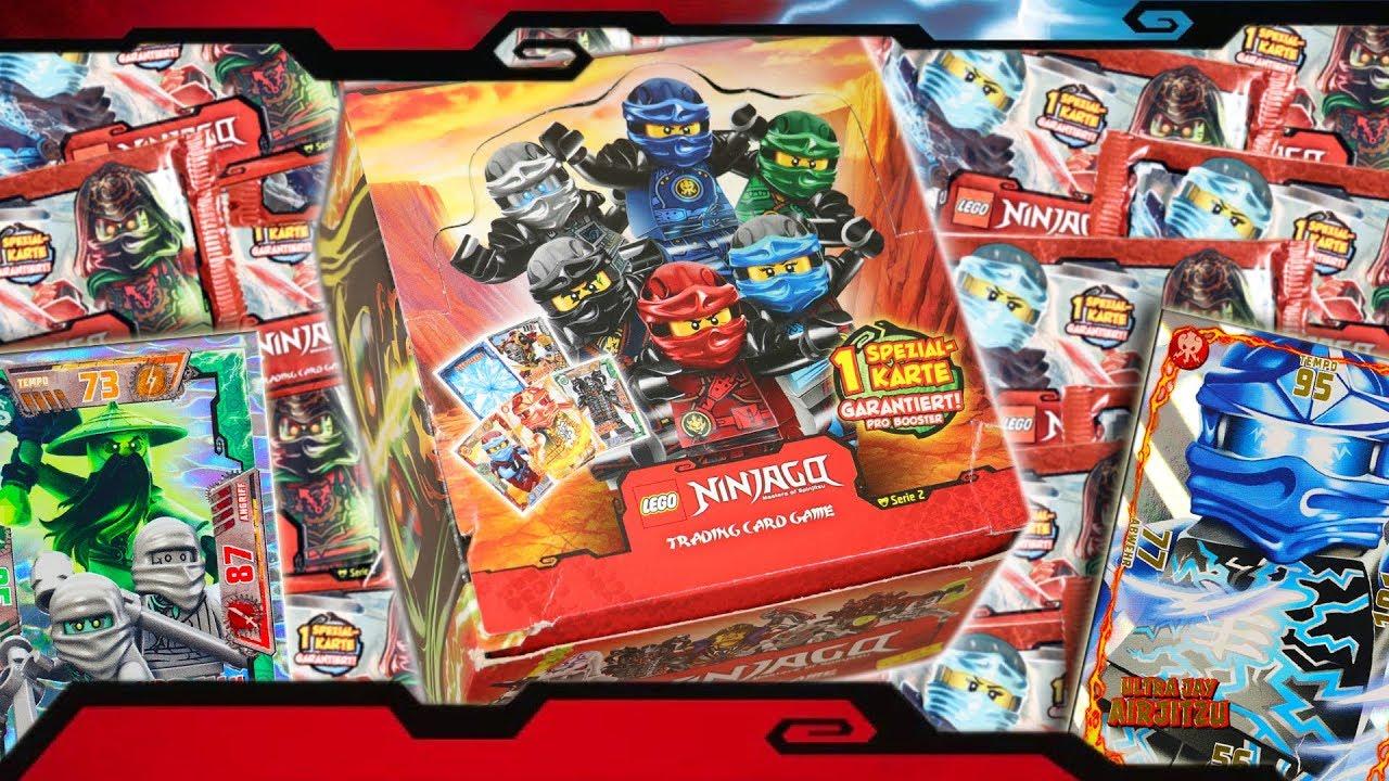 Ninjago Karten Serie 1