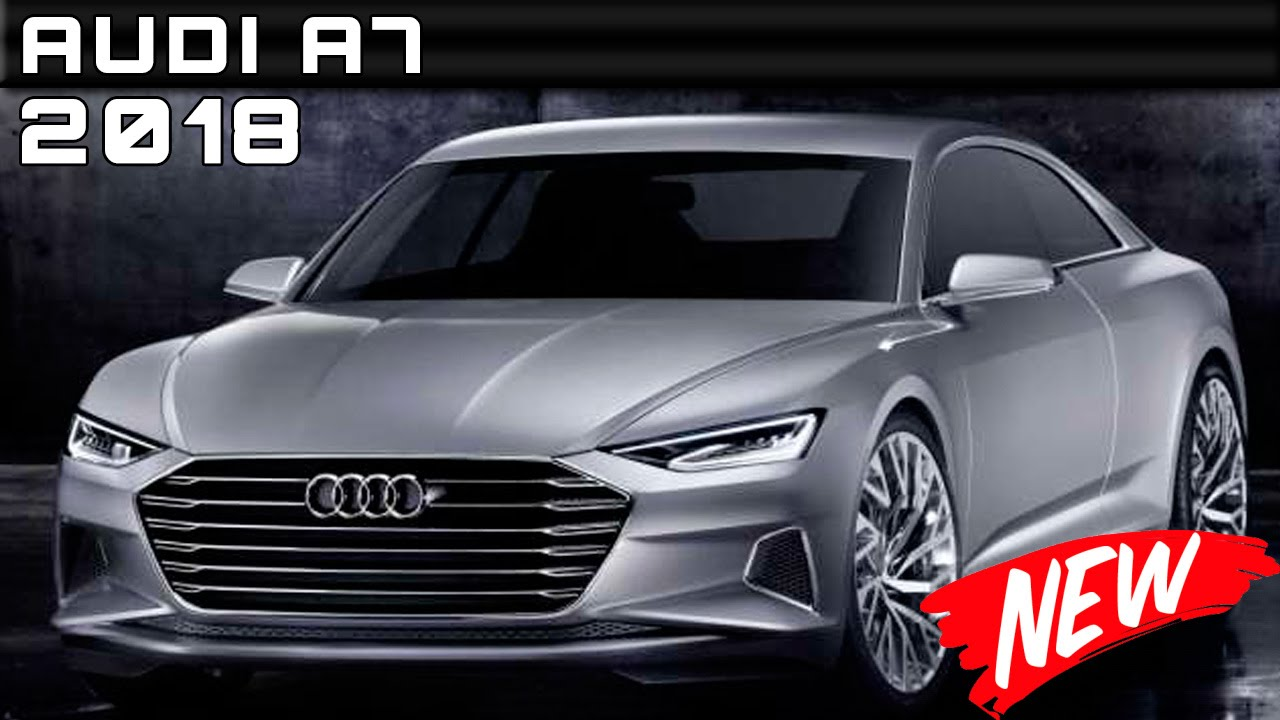 2018 audi a7 review rendered price specs release date. Black Bedroom Furniture Sets. Home Design Ideas