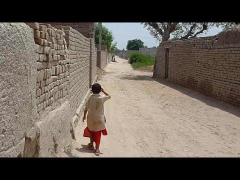 Pakistani Punjab Village Tour On Bicycle | Rural Life Part 4