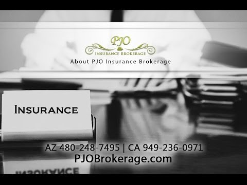 About PJO Insurance Brokerage | Phoenix, Scottsdale, Orange County