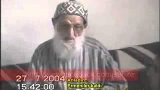 Bayburt Aydıntepe Mehmet Ali Kuzuk Ermeni Vahşeti Tanığı ( 1904 )