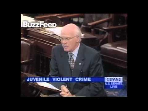 Senator Patrick Leahy Talking About The Teletubbies in 1999