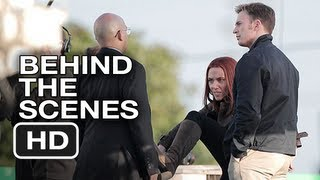 Captain America: The Winter Soldier - Behind the Scenes (2014) - Marvel Movie HD